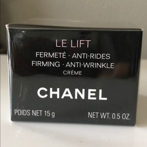 SEALED CHANEL Le Lift anti wrinkle cream